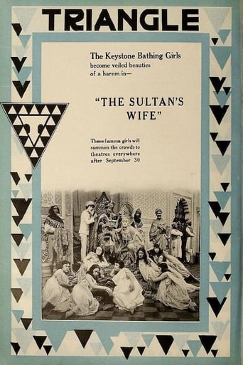 Poster of The Sultan's Wife
