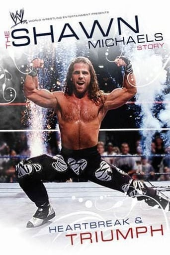Poster of The Shawn Michaels Story: Heartbreak and Triumph