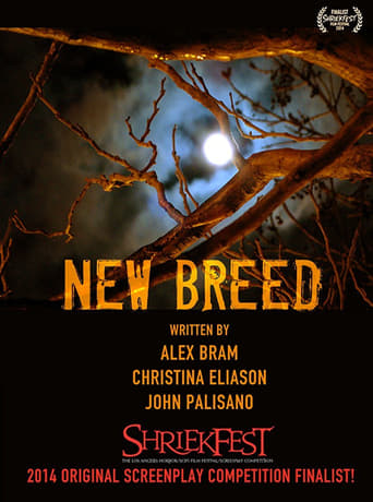 New Breed Movie Poster