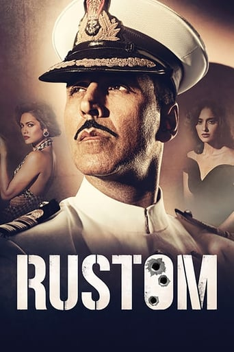 Poster of Rustom