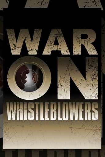 Poster of War on Whistleblowers: Free Press and the National Security State