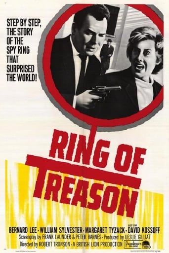 Poster of Ring of Spies