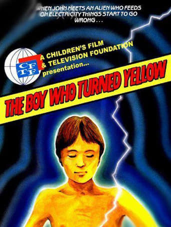 Poster of The Boy Who Turned Yellow