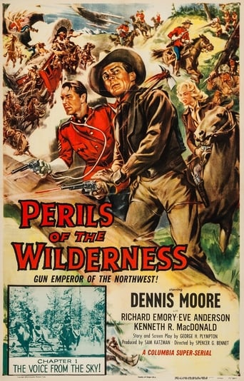 Poster of Perils of the Wilderness