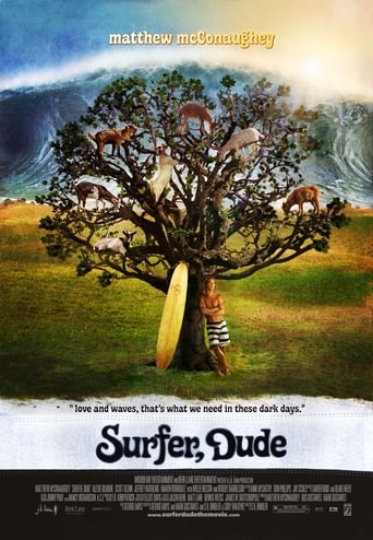 Poster of Surfer, Dude