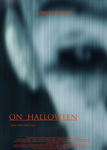 On Halloween Poster