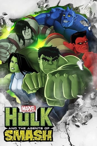 Poster of Marvel's Hulk and the Agents of S.M.A.S.H