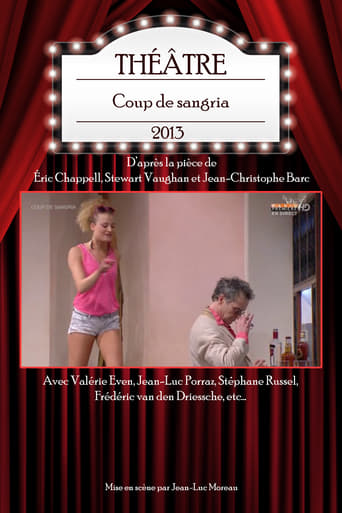 Poster of Coup de sangria