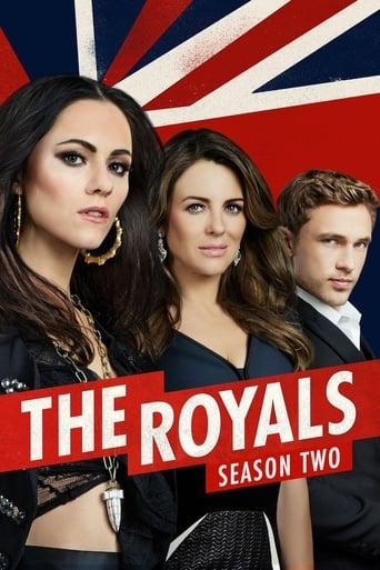 Karūnuotieji / The Royals (2015) 2 Sezonas