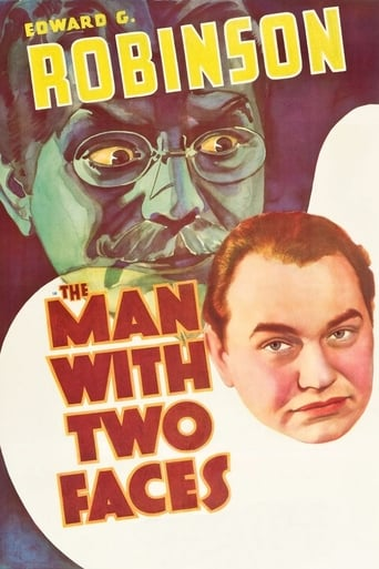 Poster of The Man with Two Faces
