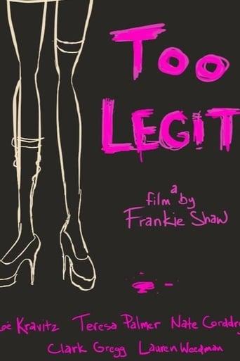 Poster of Too Legit