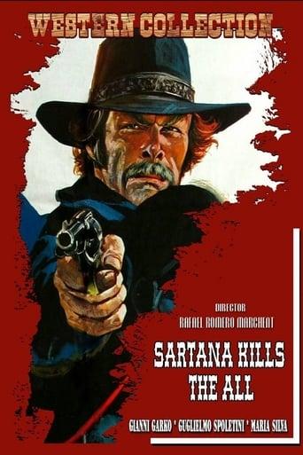 Poster of Santana Kills Them All