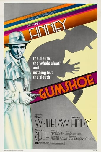 Poster of Gumshoe