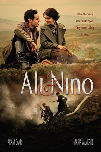 Poster of Ali and Nino