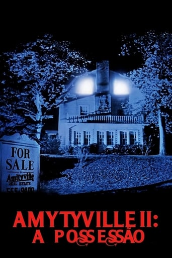 Amityville 2: A Possessão - Poster