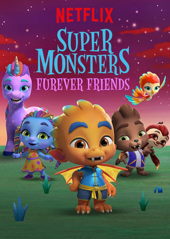 Super Monsters Furever Friends Poster