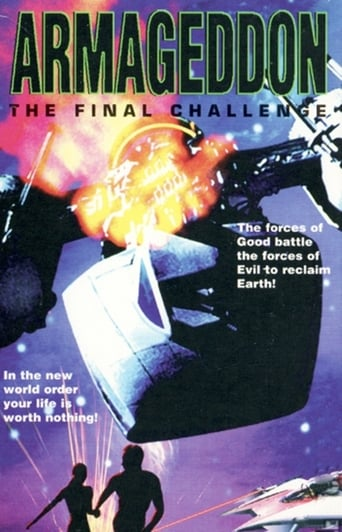Poster of Armageddon: The Final Challenge