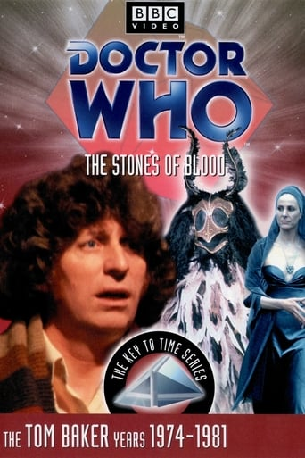 Poster of Doctor Who: The Stones of Blood