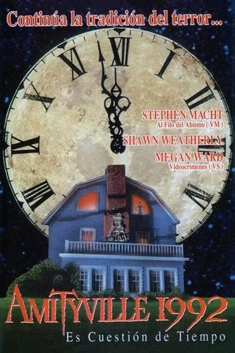 Poster of Amityville VI: Es cuestión de tiempo