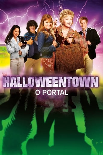 Halloweentown: O Portal - Poster