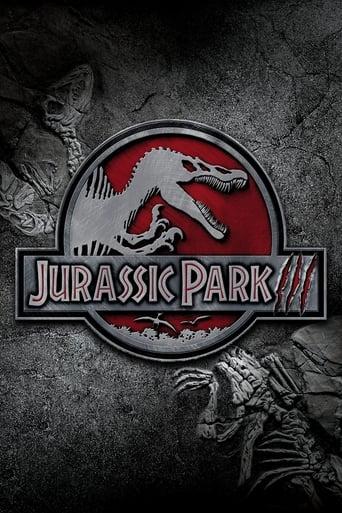 Jurassic Park III (2001) - poster