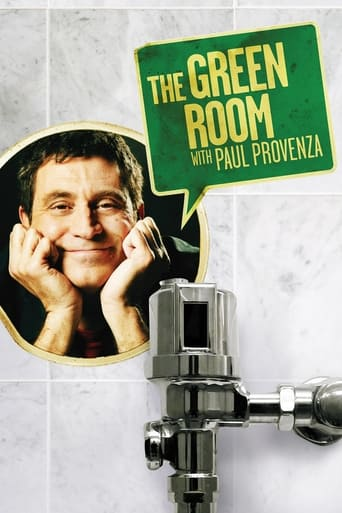 The Green Room with Paul Provenza