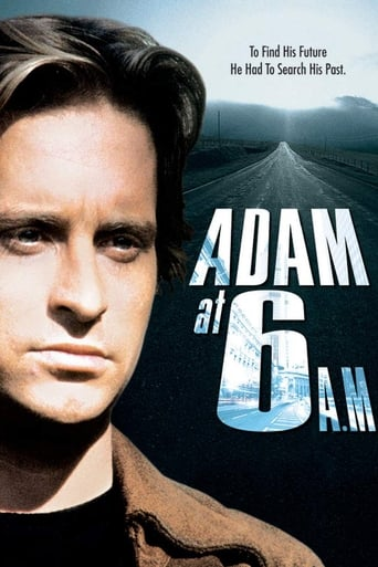 Poster of Adam at Six A.M.