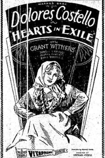 Poster of Hearts in Exile