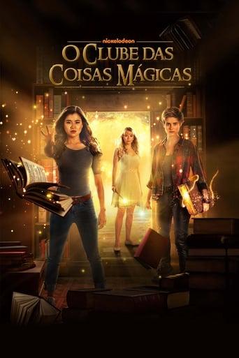 O Clube das Coisas Mágicas 1ª Temporada - Poster