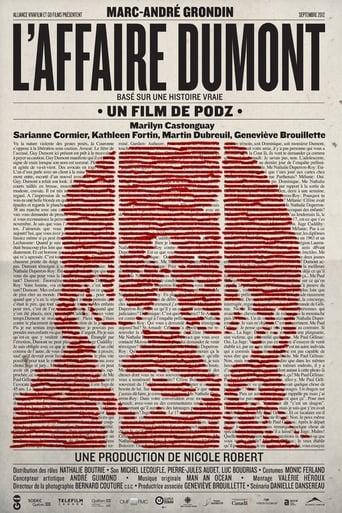 Poster of L'Affaire Dumont