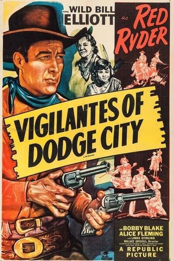 Poster of Vigilantes of Dodge City