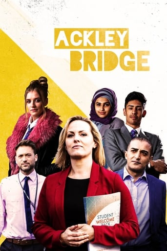 Poster of Ackley Bridge