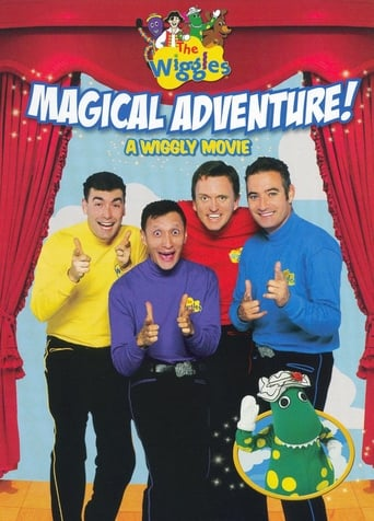 Poster of The Wiggles Movie