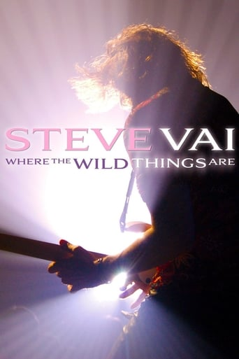 Steve Vai: Where The Wild Things Are