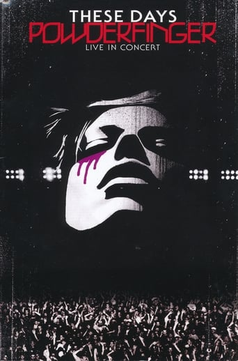 Powderfinger: These Days - Live in Concert