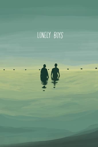 Poster of Lonely Boys