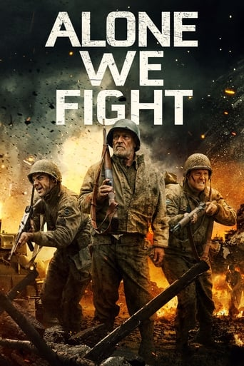 Poster of Alone We Fight