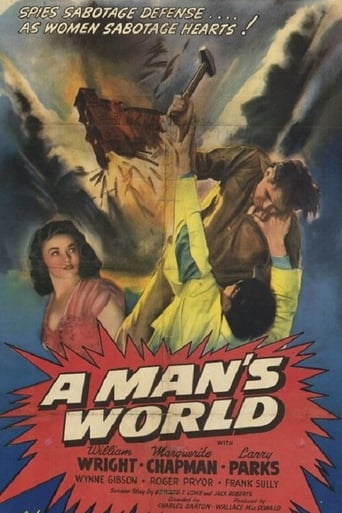 Poster of A Man's World