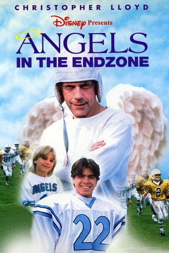 Poster of Angels in the Endzone