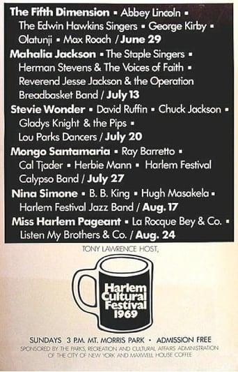 Poster of Black Woodstock
