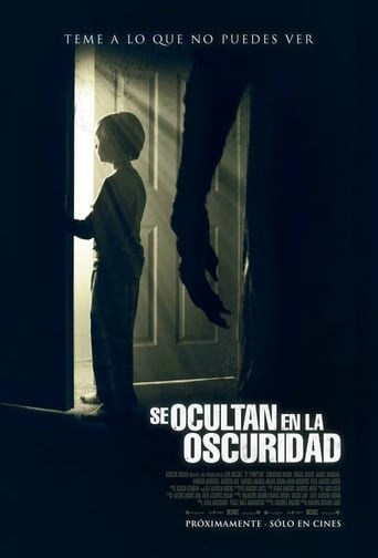 Poster of Se ocultan en la oscuridad