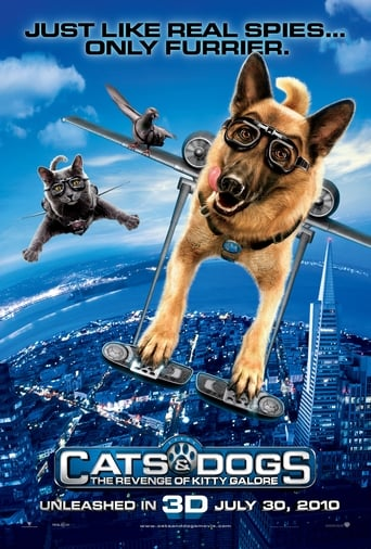 'Cats & Dogs 2 : The Revenge of Kitty Galore (2010)