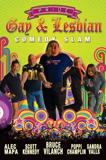 Poster of Pride: The Gay & Lesbian Comedy Slam