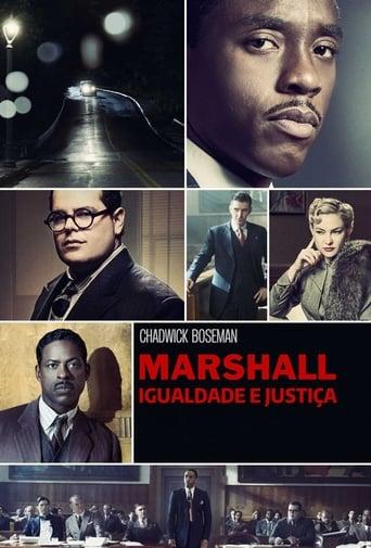 Marshall: Igualdade e Justiça - Poster