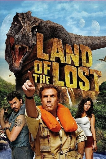Land of the Lost (2009) - poster
