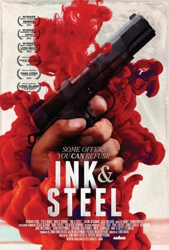 Poster of Ink & Steel