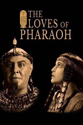 Poster of The Loves of Pharaoh