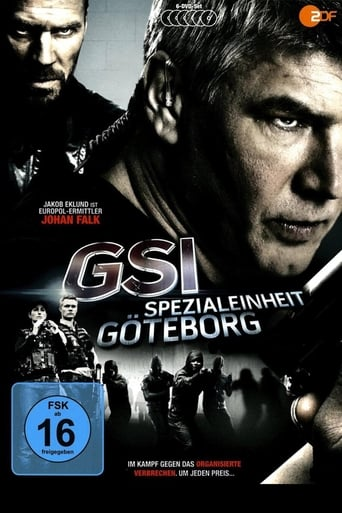 Poster of GSI - Special Unit Gothenburg