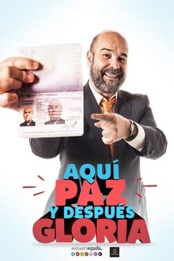 Poster of Aquí Paz y después Gloria