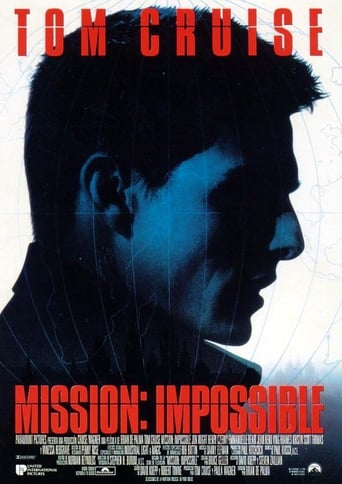 Poster of Mission: Impossible